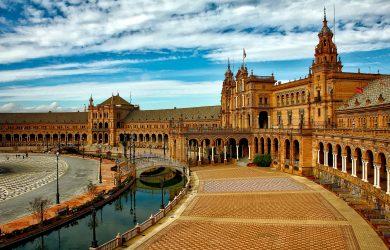 Stedentrip Spanje